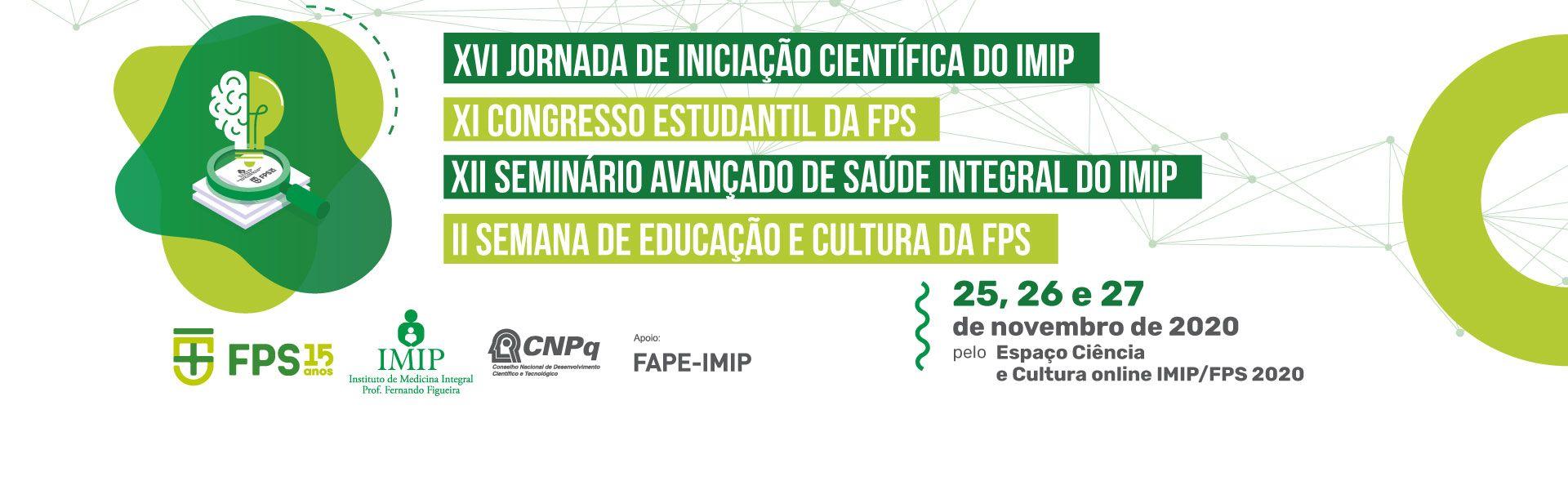congresso fps imip