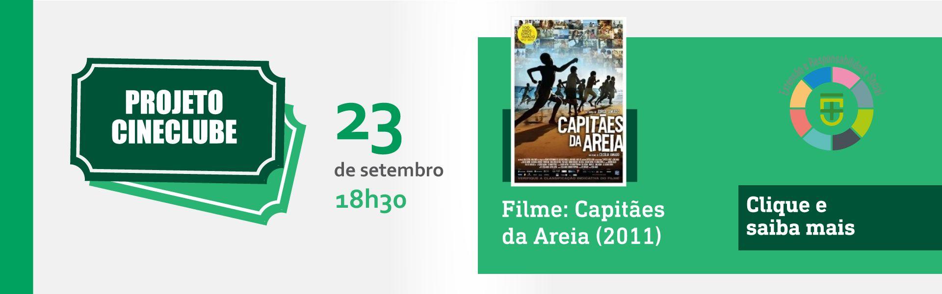 Cineclube - Setembro 2021
