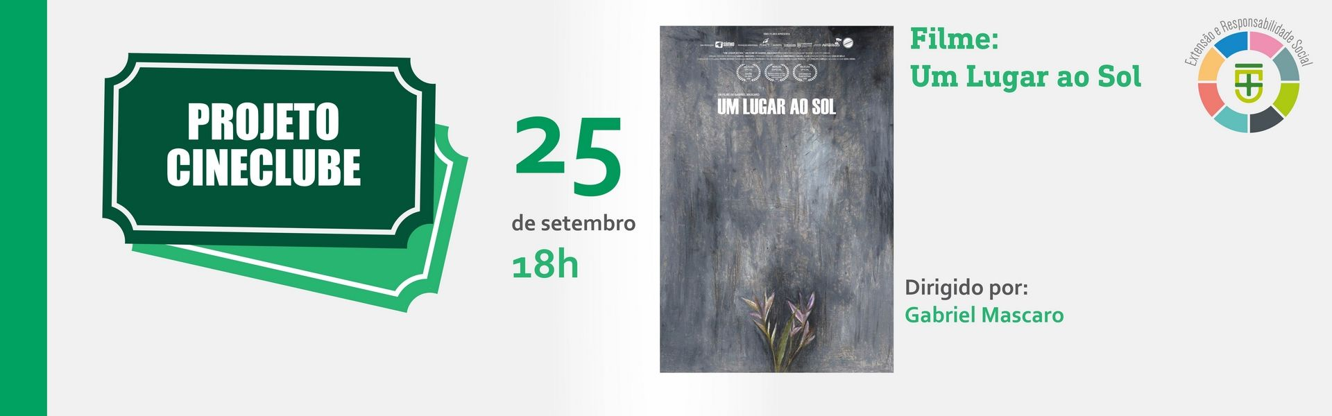 cineclube setembro