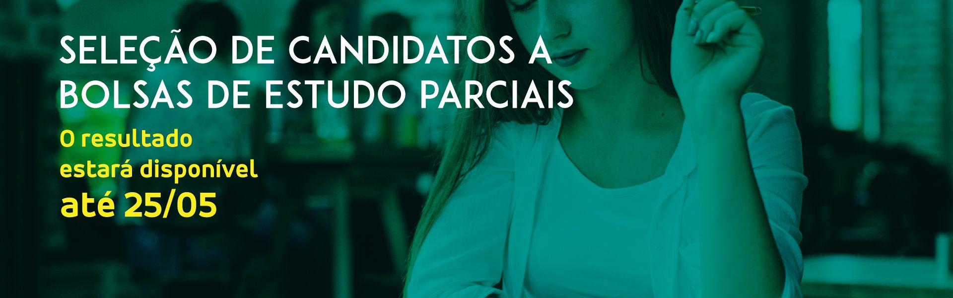 BOLSAS PARCIAIS