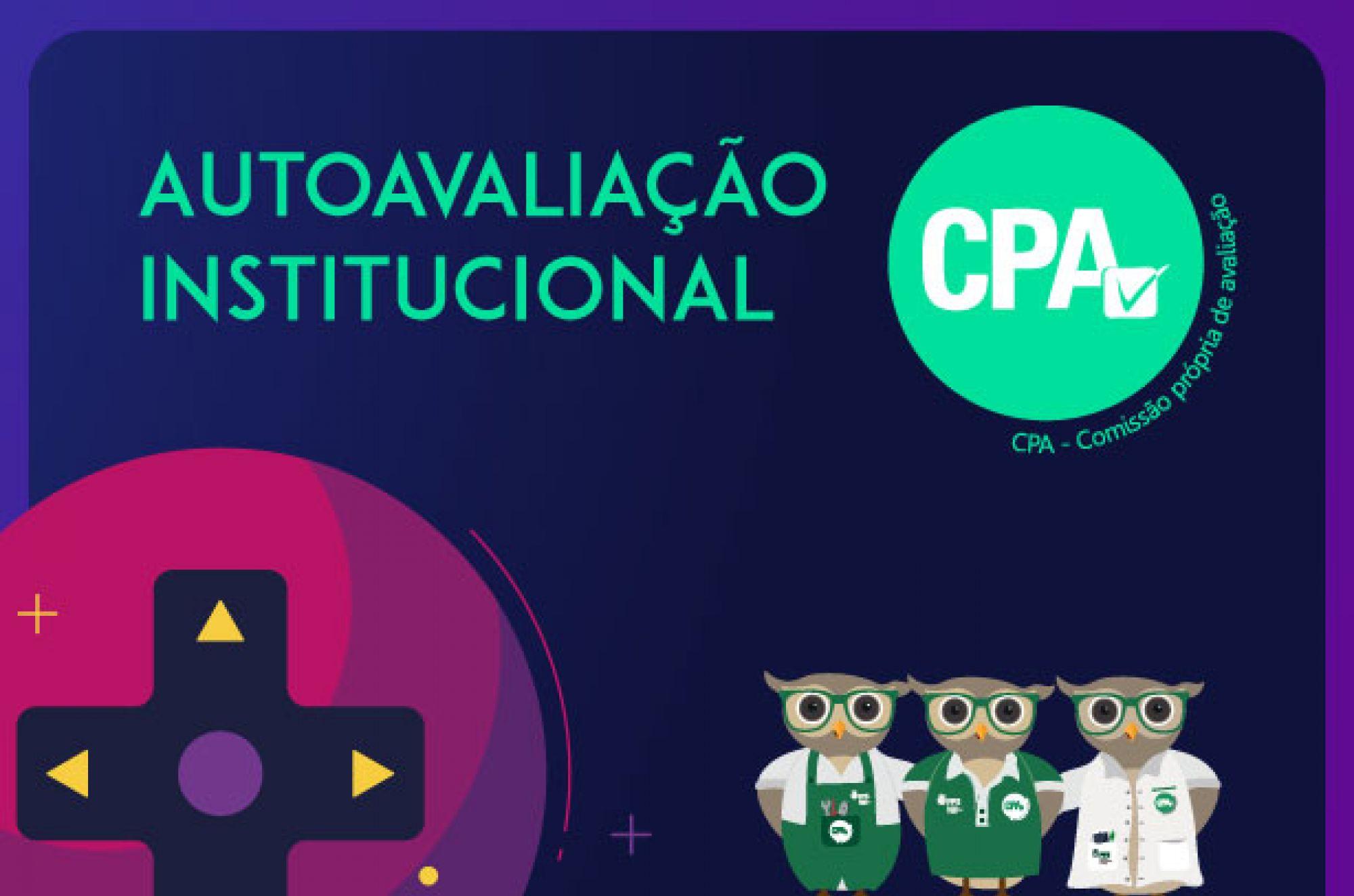 Autoavaliação Institucional - teste seus conhecimentos!