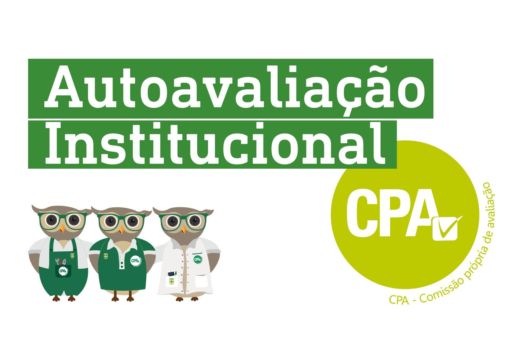 Autoavaliação Institucional - Queremos ouvir você!