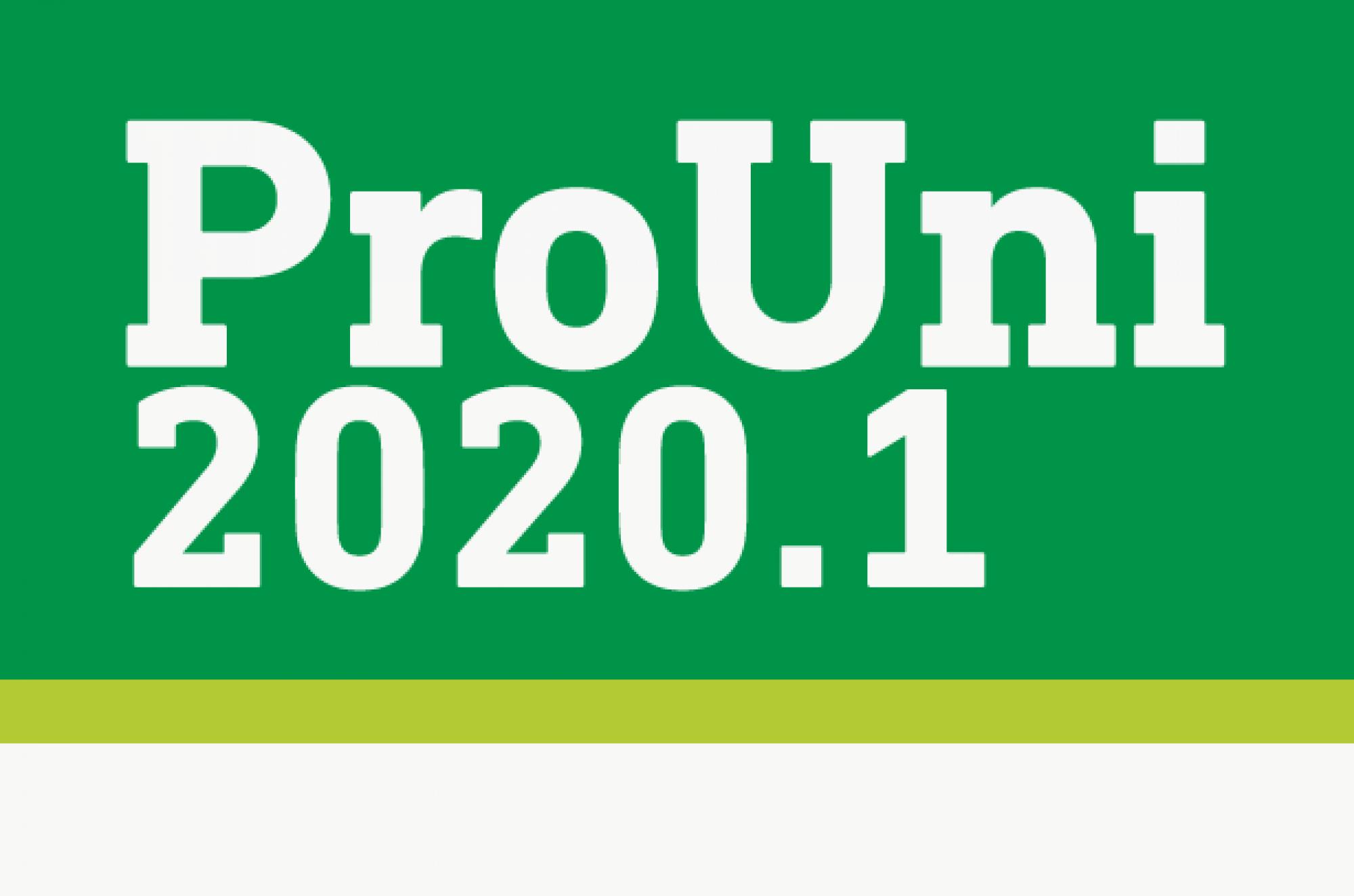 Selecionados na lista de espera Prouni 2020.1