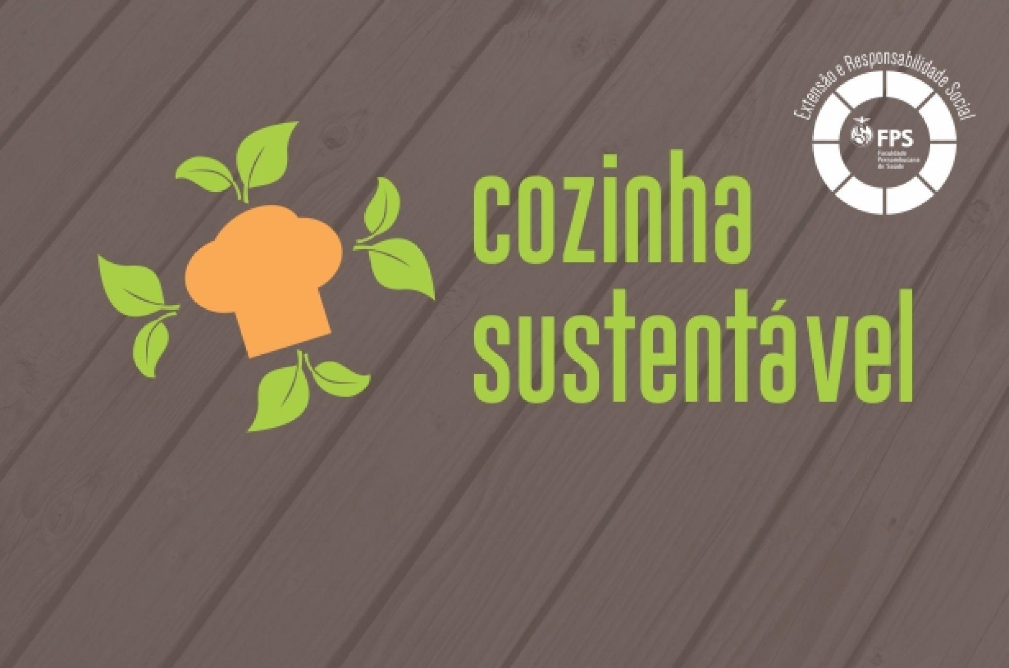 Projeto de Extensão Cozinha Sustentável 2019.2