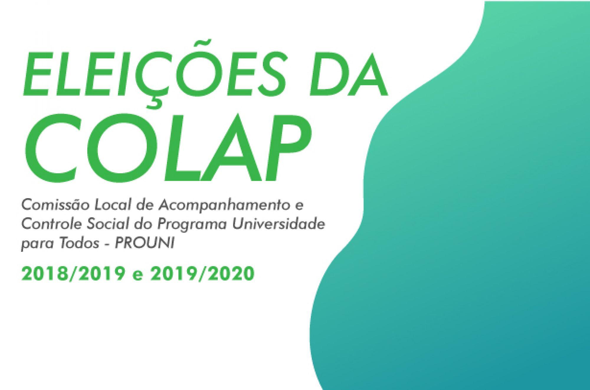 Eleições da COLAP - 2018/2019-2019/2020