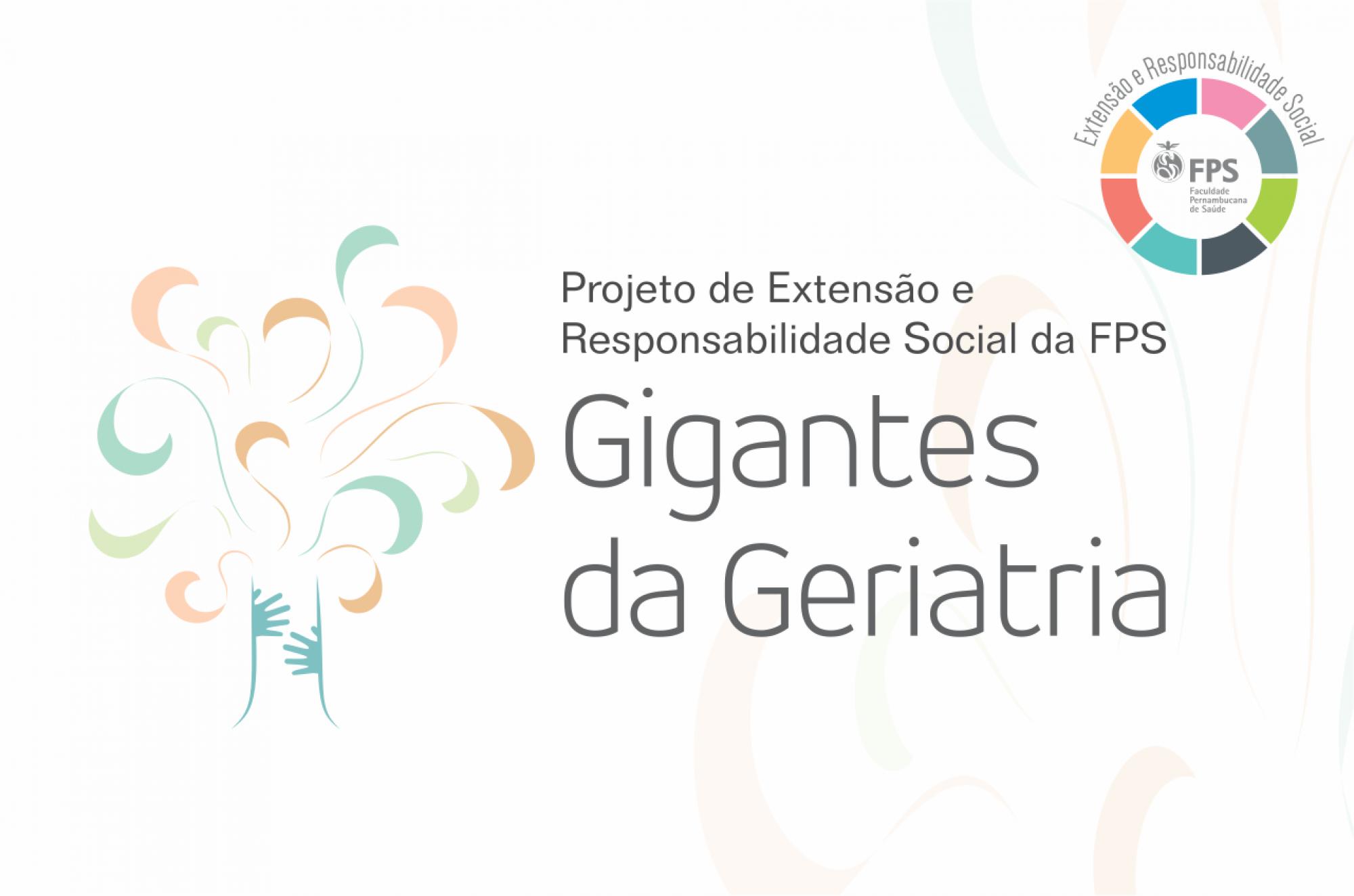 Projeto de Extensão Gigantes da Geriatria - resultado do remanejamento