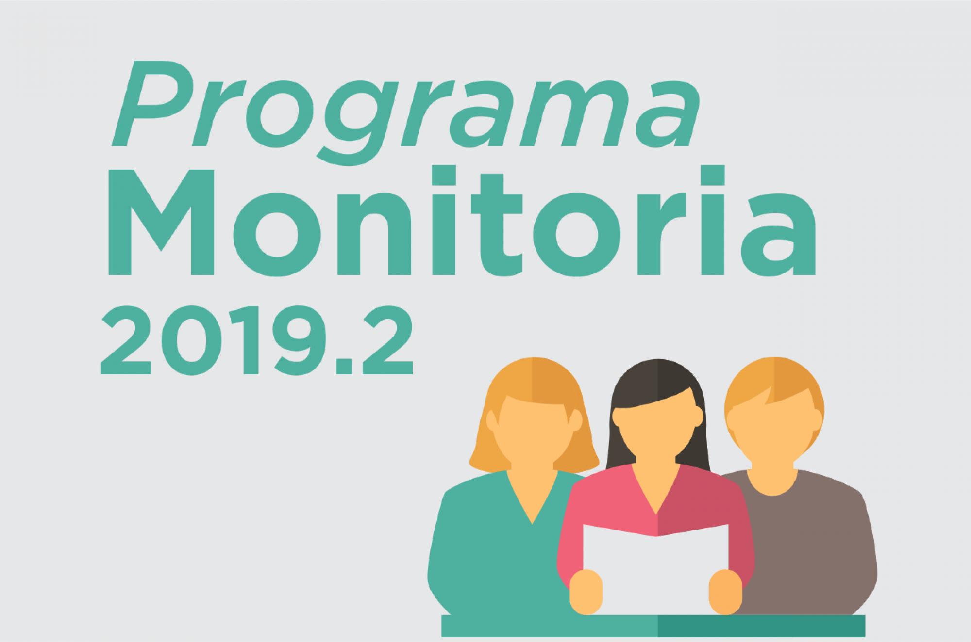 Programa de Monitoria 2019.2 - selecionados para as entrevistas