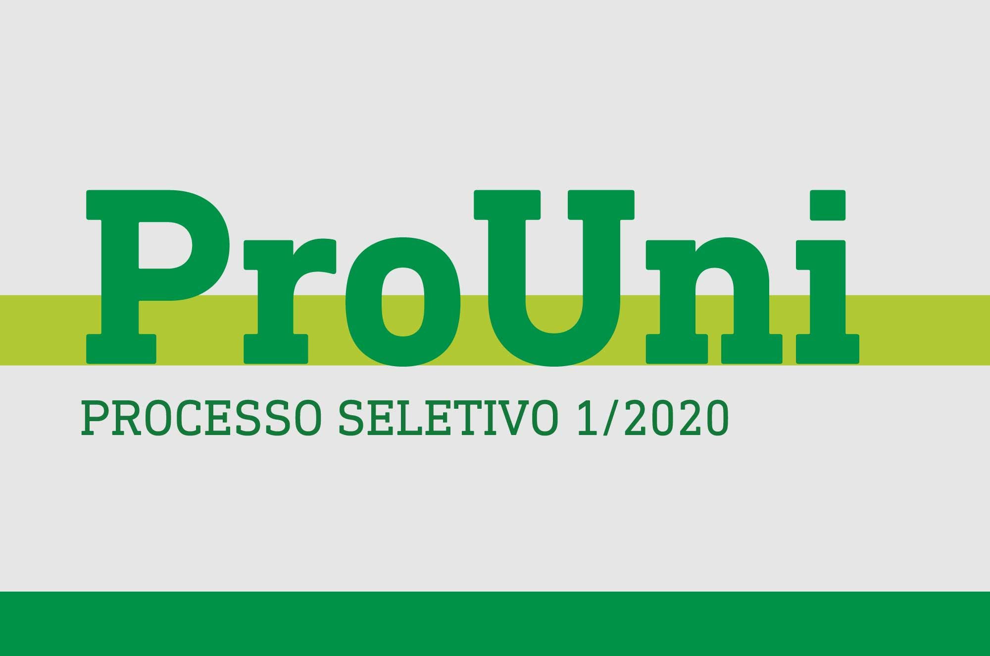 Classificados Lista de Espera Prouni 2020.1