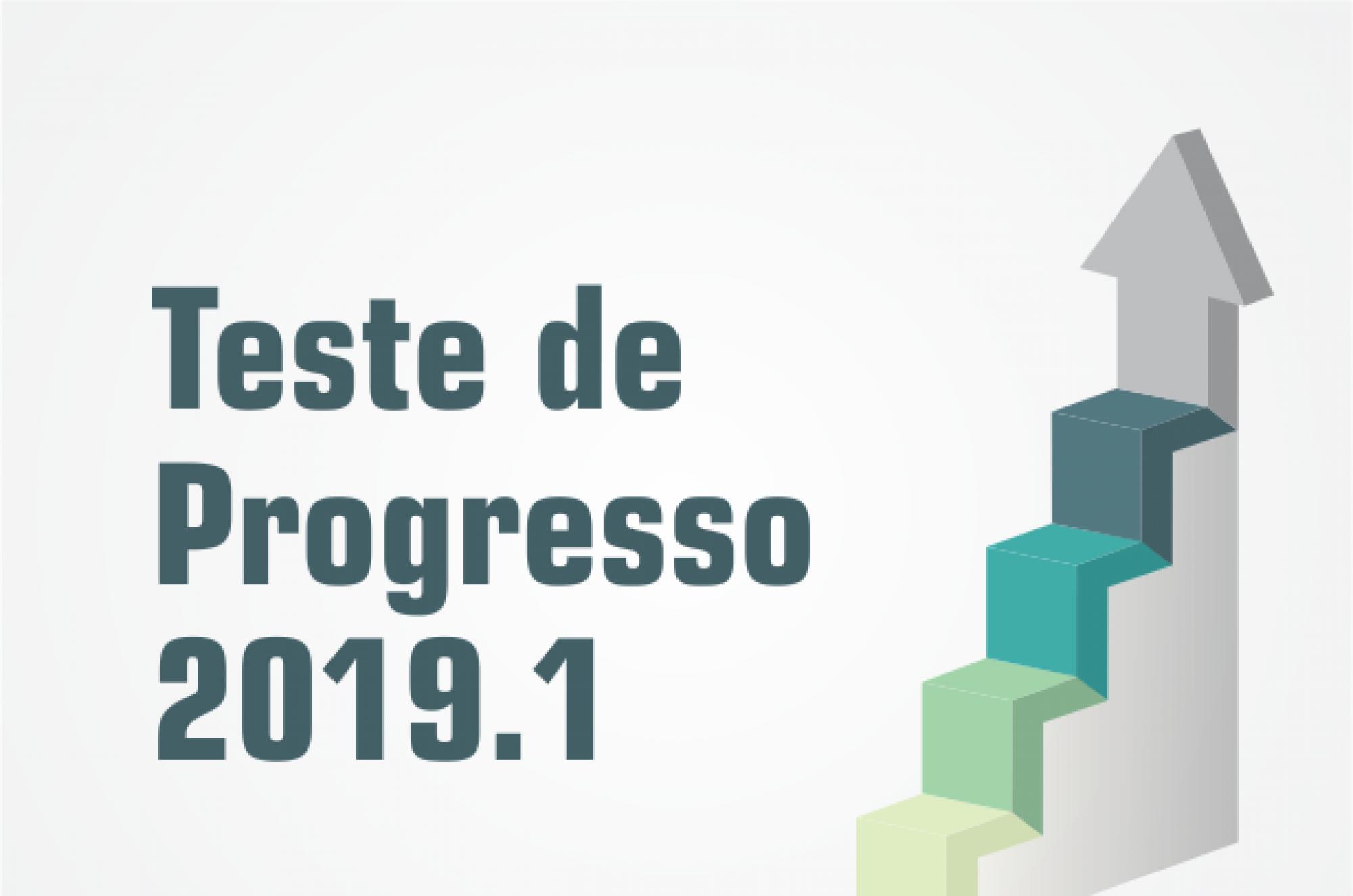 Teste de Progresso 2019.1 - gabaritos