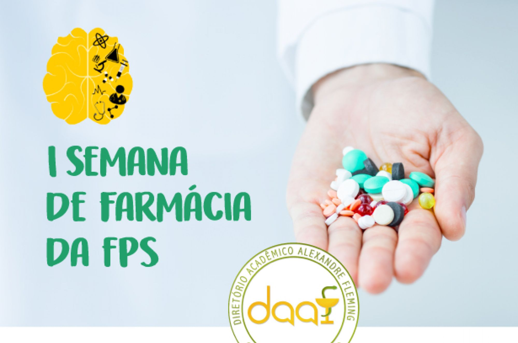I Semana de Farmácia da FPS