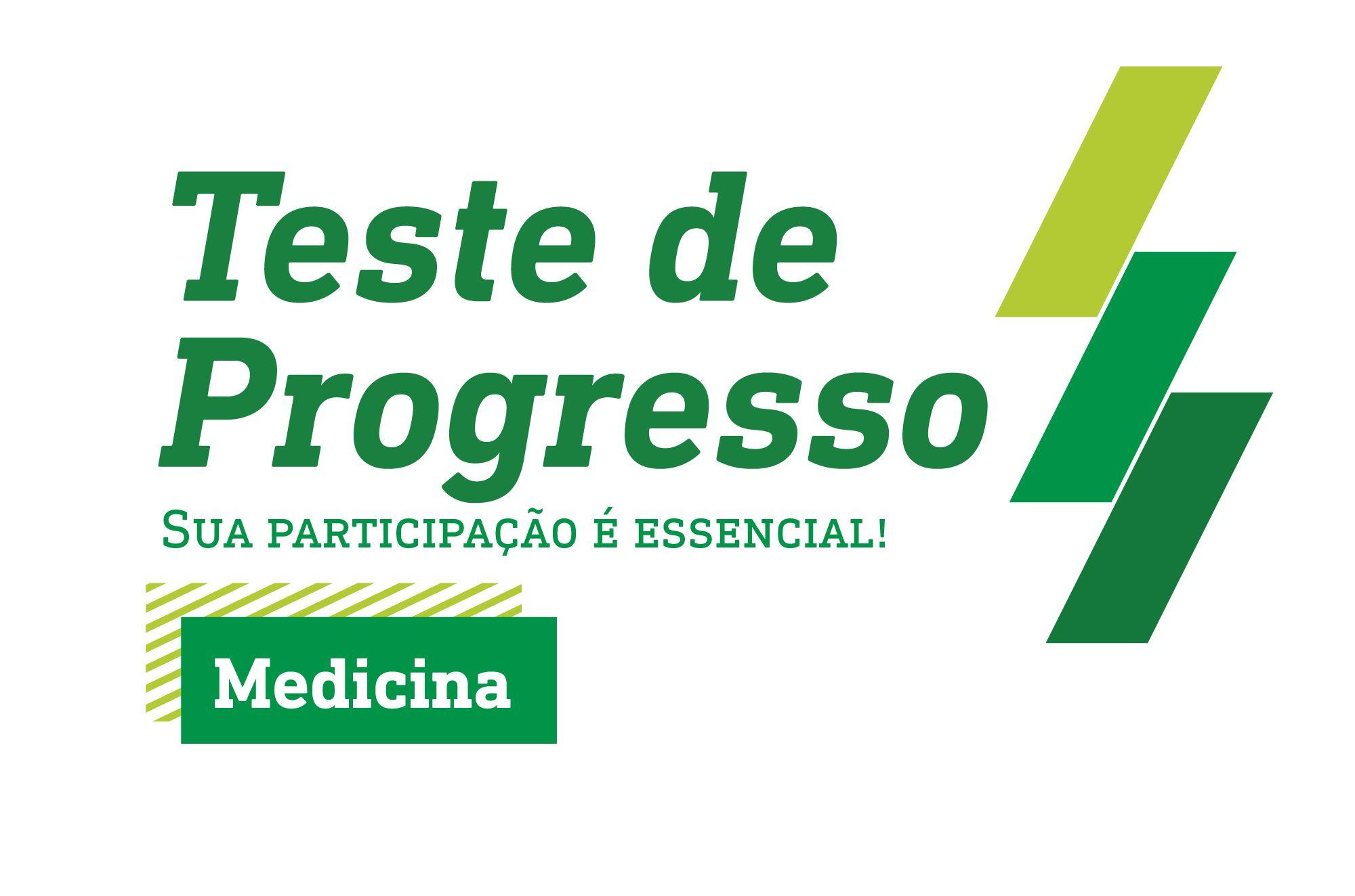 Teste de Progresso 2020.1 - Medicina