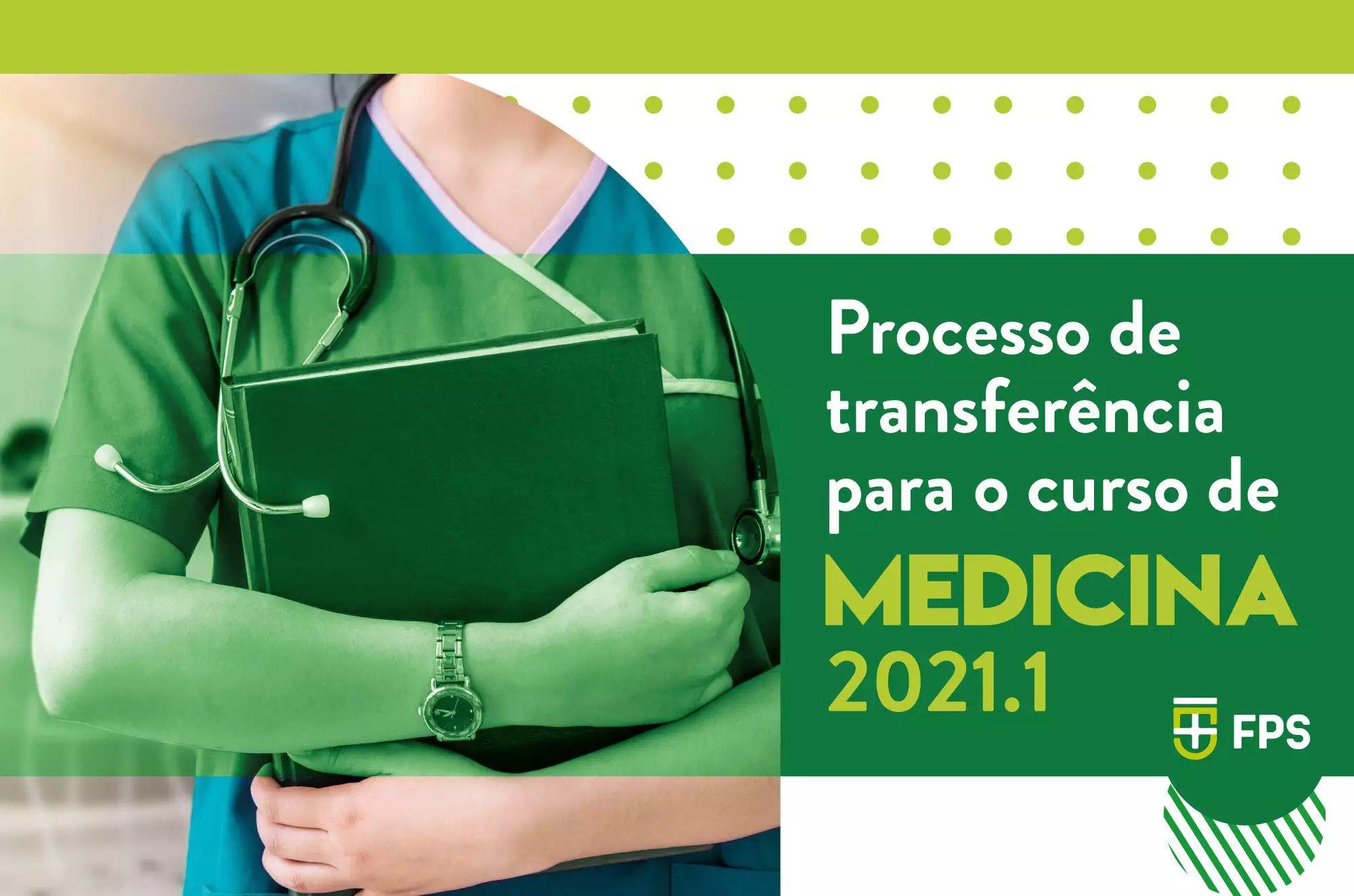PROCESSO DE TRANSFERÊNCIA DE MEDICINA 2021.1 - RESULTADO