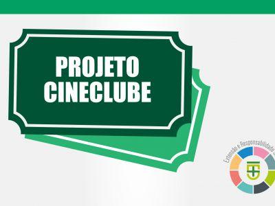 Projeto Cineclube - Outubro