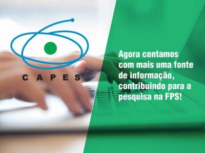 Acesso ao Portal de Periódicos da Capes