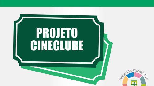Projeto Cineclube - Setembro