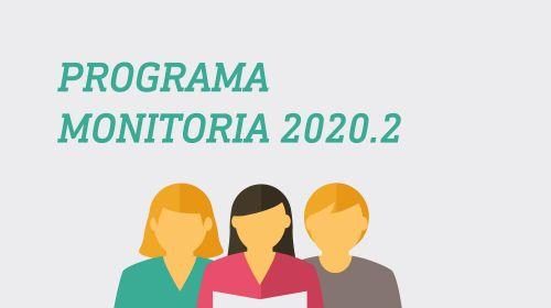 Programa de Monitoria 2020.2