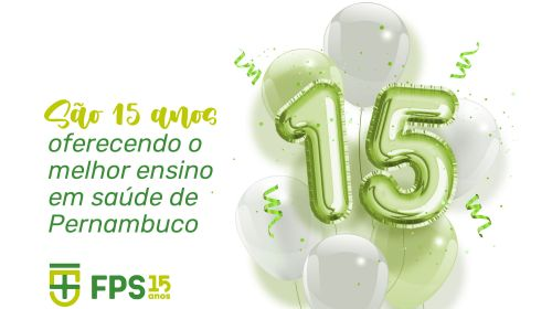 FPS 15 anos