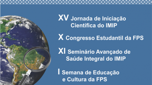 Congresso Estudantil da FPS / Jornada de Iniciação Científica do IMIP 2019