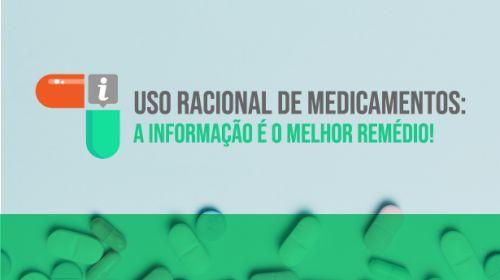 Projeto de Extensão Uso Racional de Medicamentos - resultado 1ª etapa