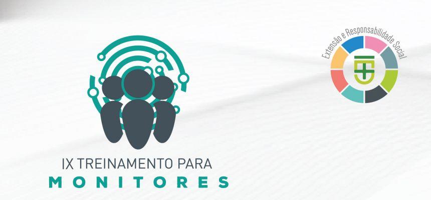 Treinamento para Monitores - IX edição