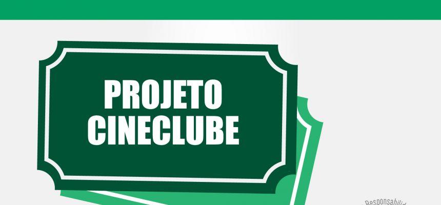 Projeto Cineclube - agosto