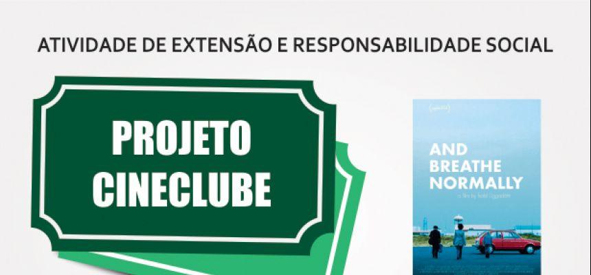 Projeto Cineclube - Inspire, expire