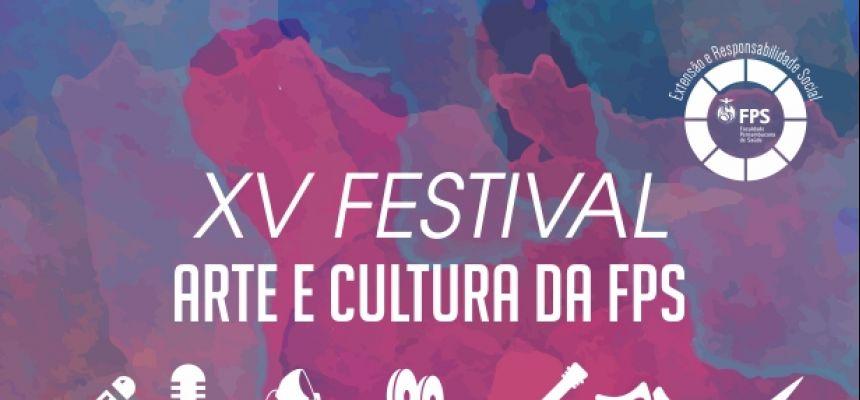 Festival de Arte e Cultura da FPS - XV edição