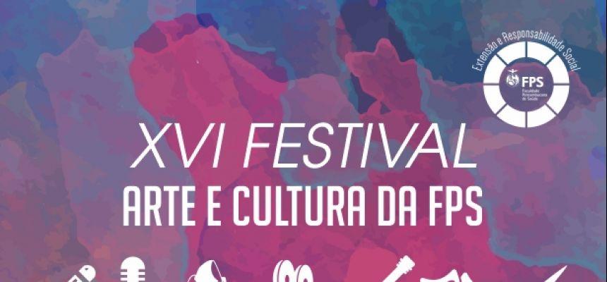 FESTIVAL DE ARTE E CULTURA DA FPS - XVI EDIÇÃO