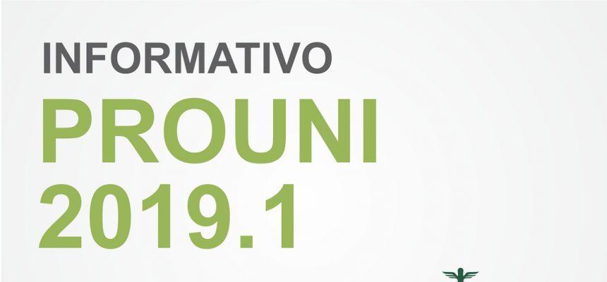 Renovação de Prouni 2019.1