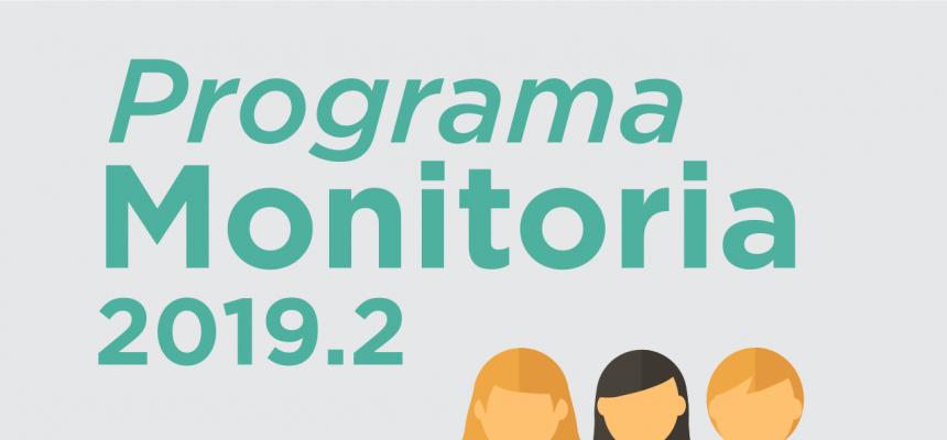 Programa de Monitoria 2019.2 - Remanejamento