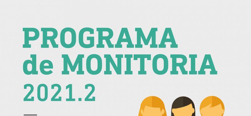 PROGRAMA DE MONITORIA 2021.2 - AVISO