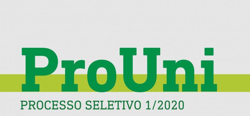 COMUNICADO – ENCERRAMENTO DA LISTA DE ESPERA DO PROUNI 2020.1
