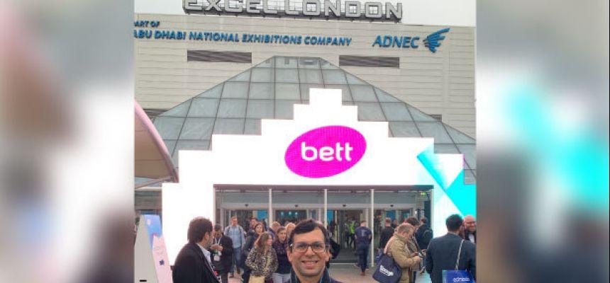Coordenador de EAD da FPS participa de congresso em Londres