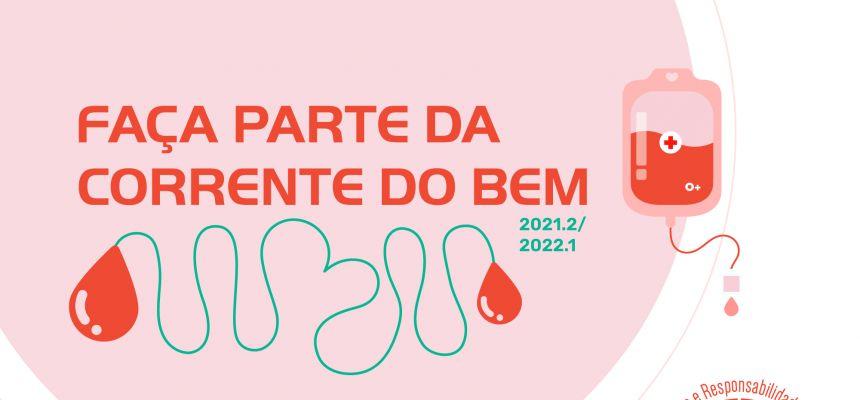 Projeto de Extensão Corrente do Bem 2021.2/2022.1