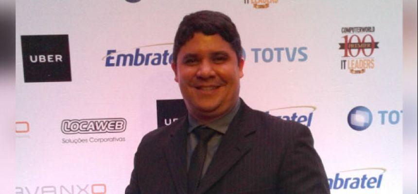 Gerente de TI da FPS entre os os melhores do Brasil