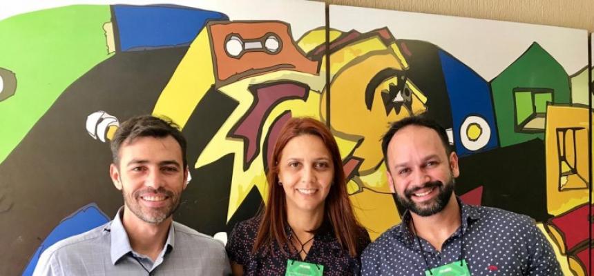 Coordenadores do Mestrado participam do FOPROF em Fortaleza-Ce