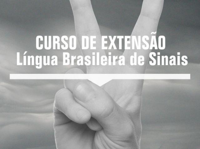 Curso de Extensão Libras 2019.2 - intermediário