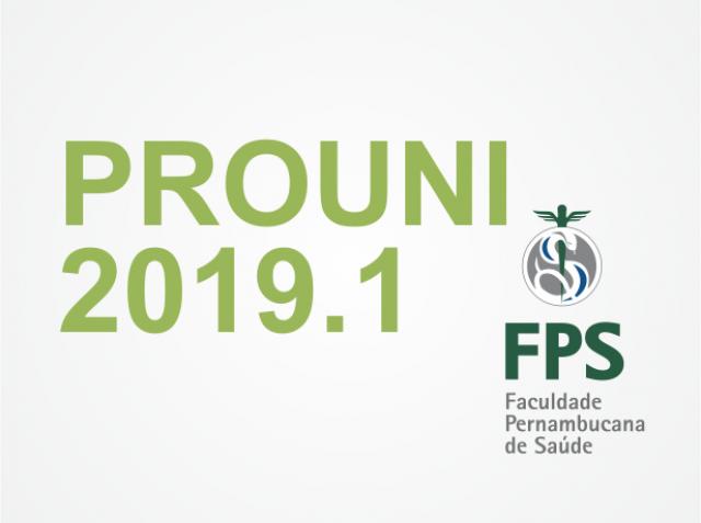 Lista de Espera Prouni 2019.1
