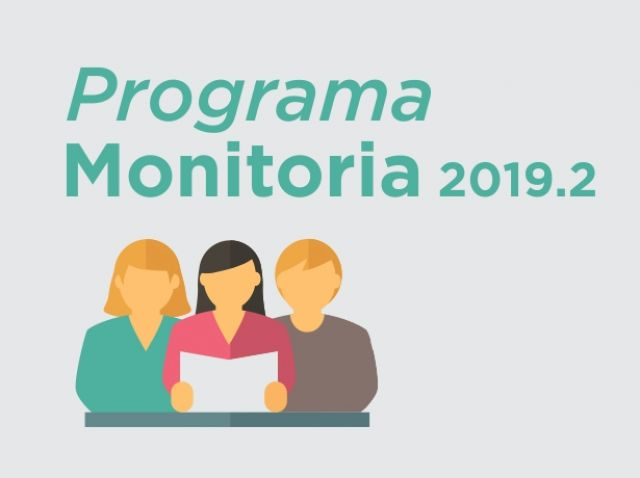 Programa de Monitoria 2019.2 - Resultado