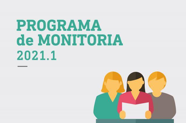 Programa de Monitoria 2021.1 - classificados 1ª etapa e entrevistas