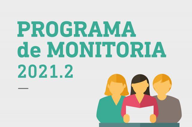 PROGRAMA DE MONITORIA 2021.2 - 2ª FASE - MEDICINA