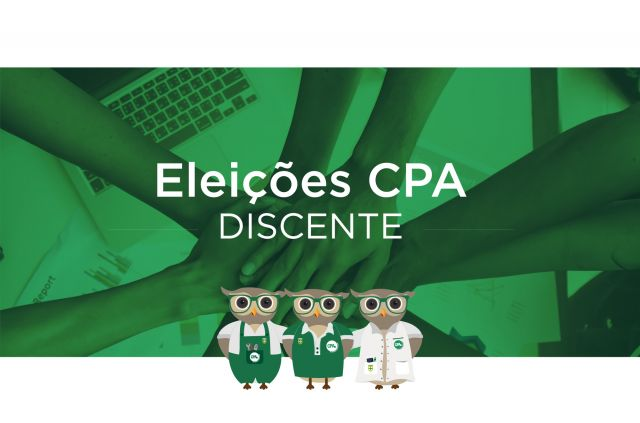 Eleições CPA - Discente